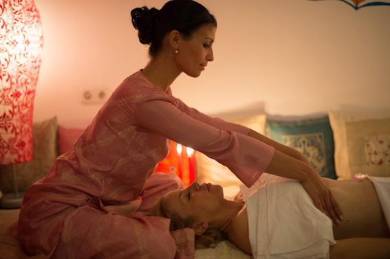 Женски аюрведичен масаж на Екатерина Минкова в София