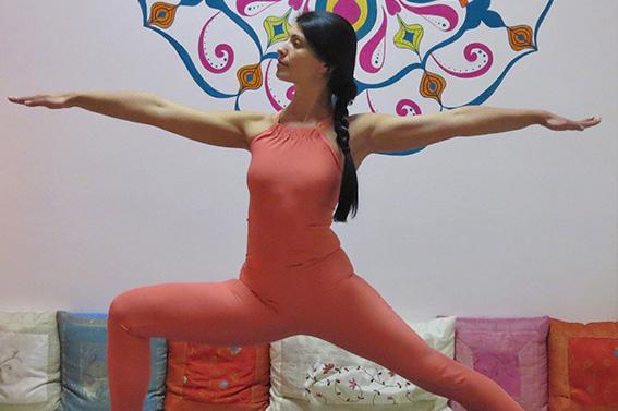 Айенгар йога класове с Екатерина Минкова в София