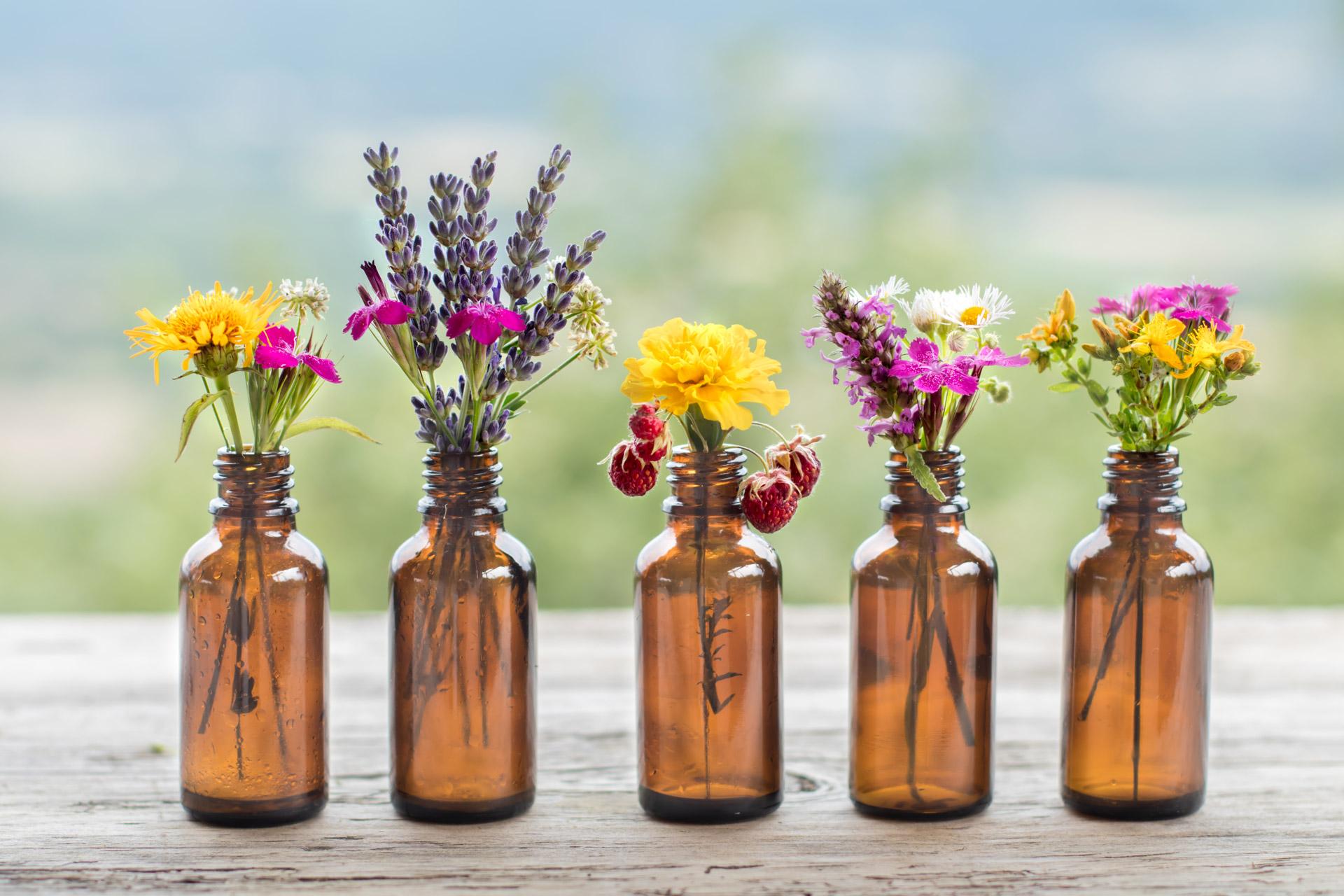Аюрведа и ароматите
