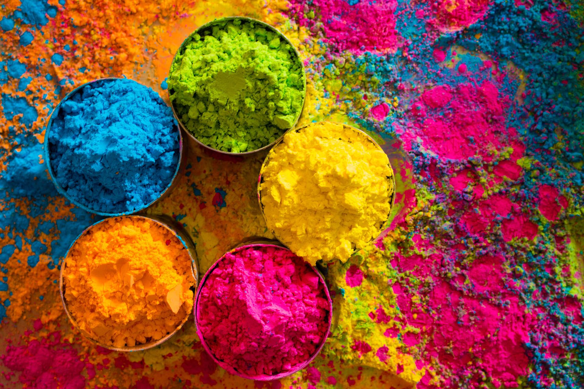 Аюрведа и цветовете