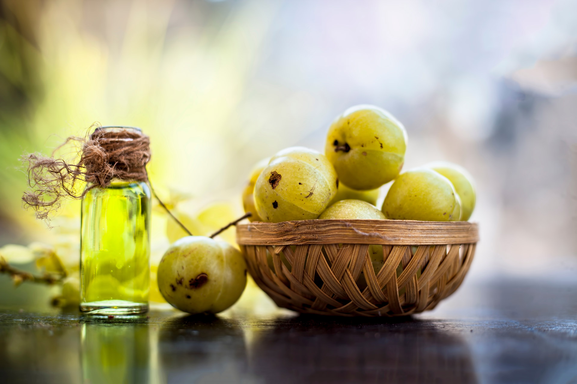 Амла – най-добрият антиоксидант в Аюрведа