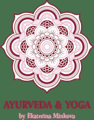Аюрведа и йога от Екатерина Минкова Logo