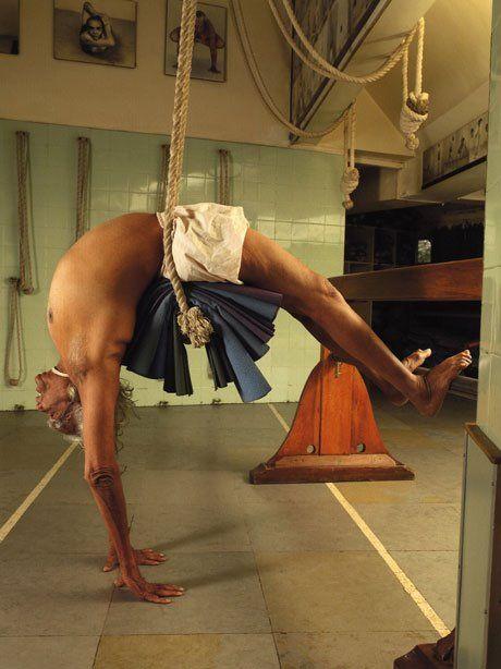 Какво са подпори за Айенгар йога и каква е историята на тяхното създаване?