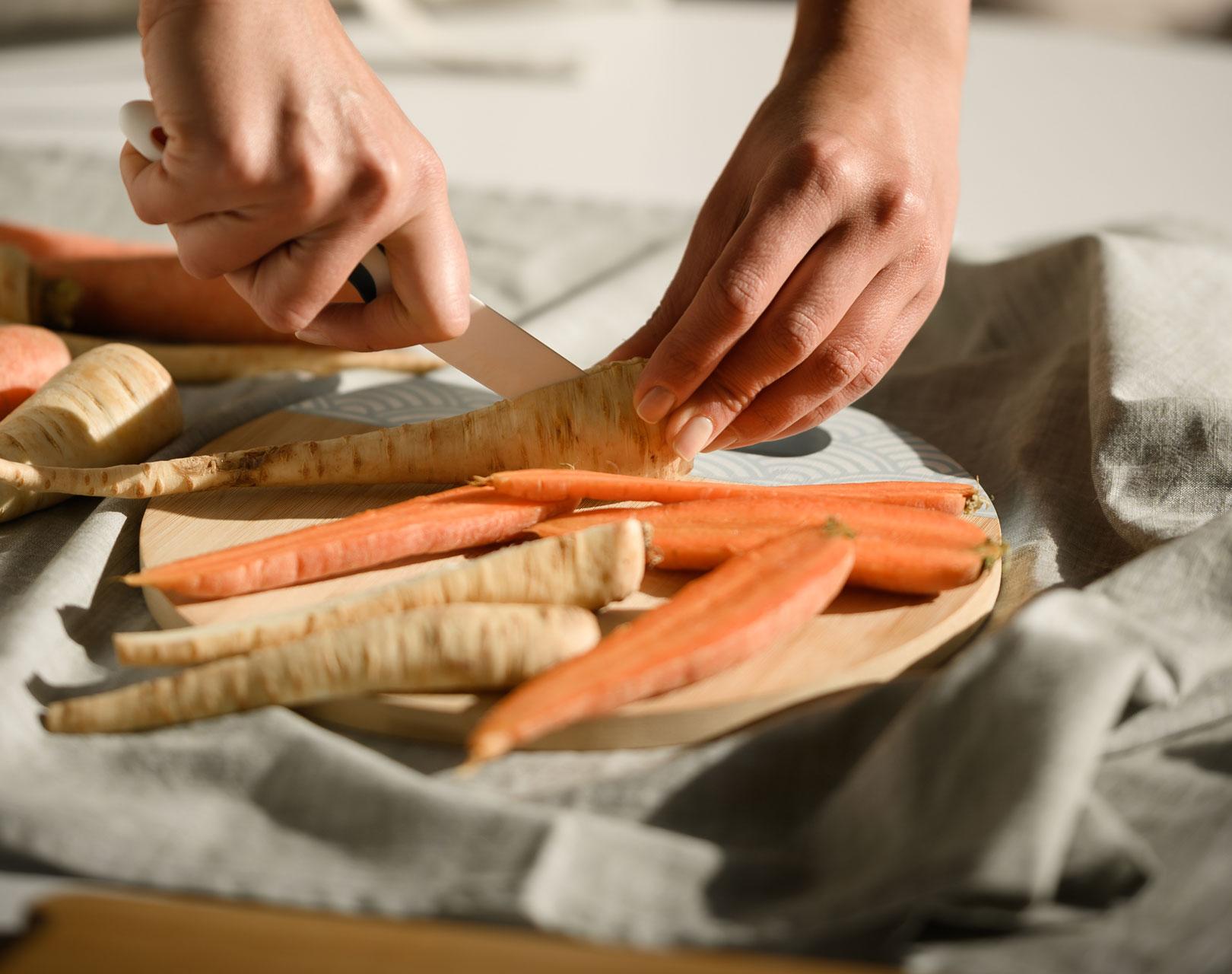 Печени масала кореноплодни