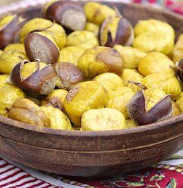 Любими есенни рецепти с кестени