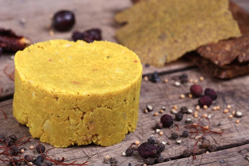 Очарователна вкусна рецепта за пробиотично ядково сирене с кауза