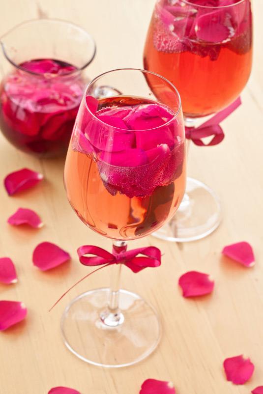 Рецепти с рози за съвременни богини