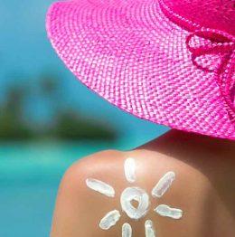 Слънчевите изгаряния и тяхното аюрведично третиране